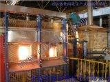 设计建造连续熔化间歇式玻璃电熔炉