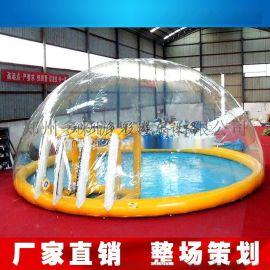 多彩DCA001水晶宫海洋球嘉年华