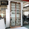 餐廳不鏽鋼恆溫紅酒櫃不鏽鋼洋酒類陳列展示架