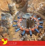 北奕机械MK180S型实心灌注桩截桩机 破桩机 破桩头 多少钱