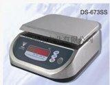寺冈DS-673系列防水电子秤塑料涂胶防水秤|防水计重秤