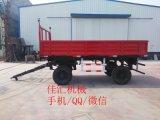 佳汇专业生产【5吨车斗 拖拉机车斗 拖斗 拖车】拖车厂家可订做
