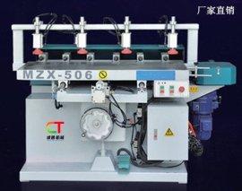 MZX-506气动钻铣槽机