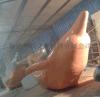 厂家直销专业定制 玻璃钢海豚玻璃钢卡通造型 动物造型量大从优