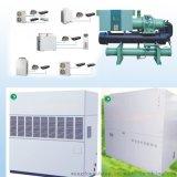 中央空调,水冷式中央空调,风冷式中央空调
