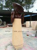 人造砂岩雕塑批发厂家,铸铜雕塑摆件,人物铸铜雕塑