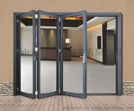 這才是真正的私人訂制-德技名匠門窗折疊門廠家說