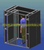 凯立浦人体3D高速扫描仪