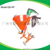 QD-4P腻子粉喷涂机