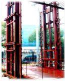 导轨式升降机厂家专业生产厂家-济南天越机械