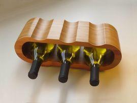 紅酒架 竹制紅酒架 創意酒架、Bamboo handicrafts in Chongqing