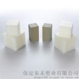 东禾30-100mmPP厚板 食品级PP冲床垫板 耐高温抗冲击韧性好