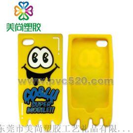 PVC軟膠廣告手機套 手機外殼