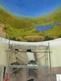 北京地区专业定做手绘油画