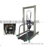 康复器材,单边气动门架式减重步态训练器(配医用慢速跑台)