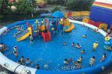 環島體育噴水滑梯組合