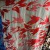 丝绒烂花绡国际时装面料苏州工厂按需定制按时交货