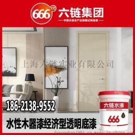 松木儿童家具水性漆清底--六链D503