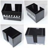 亚克力纸巾盒 压克力餐厅纸巾盒  宁波鸿呈厂家定制