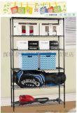 置物架 烤漆置物架輕型家用架,廚房收納架不掉漆不生鏽