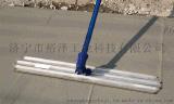 镁合金大抹子1.2米平头混凝土路面收光泥板路面抹光铁板路政施工