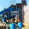 振动筛砂金矿淘金设备,固定选金机械,直线震动筛
