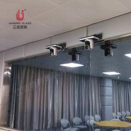 厂家直销 优质单向玻璃 学校录播教室玻璃 微格教室玻璃