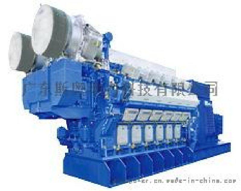 大发重油发电机组 (0.45MW~6.2MW)