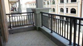 永奇金属制品锌钢阳台栏杆锌钢百叶窗生产拼装好发货