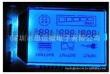 供应美容仪器用,安防,仪表用LCD TN 断码 蓝屏