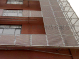 建築外牆衝孔網 鋁板不鏽鋼板打孔網