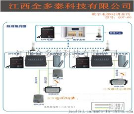電梯五方對講通話系統QDT-818-10