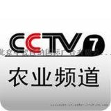 cctv7广告价位