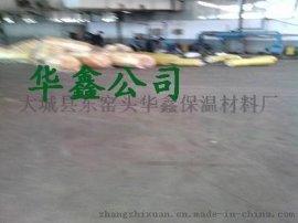 华鑫玻璃棉管保温施工