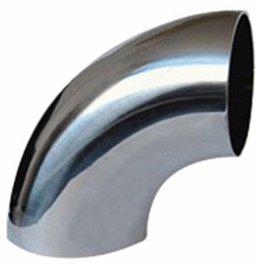 专业生产不锈钢90度焊接弯头