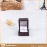 2017热销高质量的木质戒指盒
