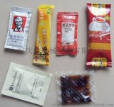 供应 钦典 酱料包装机厂家  蜂蜜包装机,洗发水包装机,调料包自动包装机