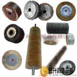 抛光钢丝轮 抛光钢丝滚筒轮 钢丝滚筒轮 平行钢丝轮 剥漆钢丝轮