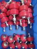 非标定制设备滚轮、聚氨酯滚轮、pu轮