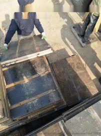 空心砖船板 水泥砖竹胶板