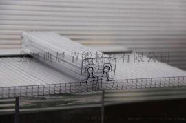 濟寧典晨4mm陽光板透明耐力板採光天幕廠家直銷