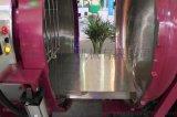 精明机械不锈钢全自动定型蒸纱机