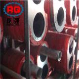 厂家直销混凝土输送泵车配件中联加厚硬质合金眼镜板