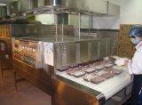 廣州志雅微波盒飯加熱設備,市場佔有率60%