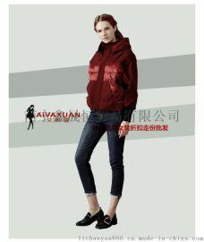 新款時尚潮流太平鳥秋冬女裝品牌上市大量