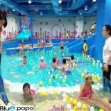 室内儿童水上乐园开在哪里能赚钱