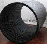 PE排污管、HDPE雙平壁排水管SN8鋼帶增強復合管廠家