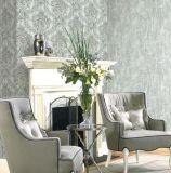 轻奢简约欧式无缝墙布,客厅卧室墙布,高档提花壁布