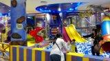 广东室内儿童冲关淘气堡乐园设备