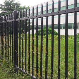 供應金華圍牆鋅鋼護欄,鐵藝圍牆護欄,PVC草坪護欄價格優惠